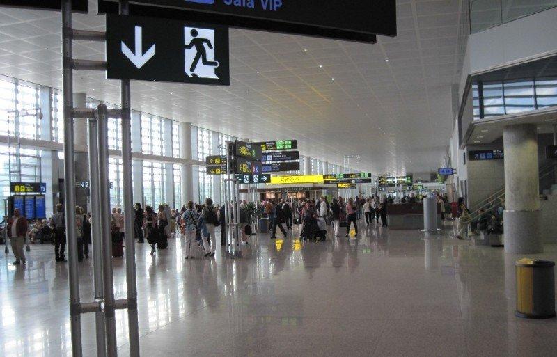 Los aeropuertos alcanzan 195,9 M de pasajeros, su mejor dato en tres años