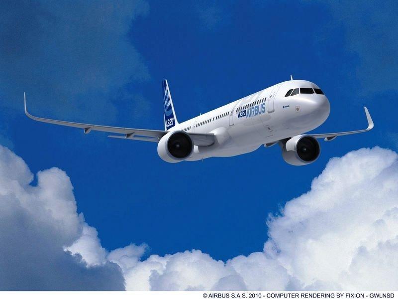 Airbus gana a Boeing la batalla de 2014