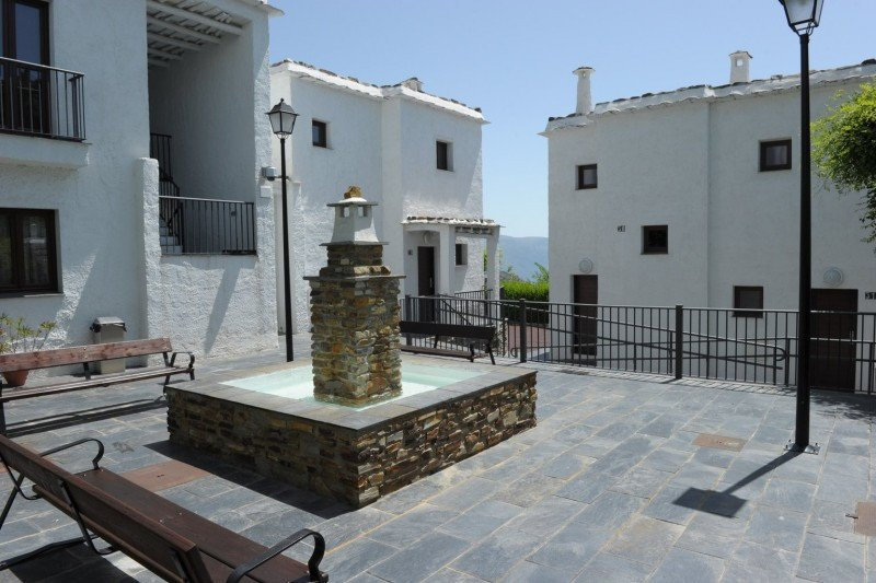 Hotel Villa de Bubión.