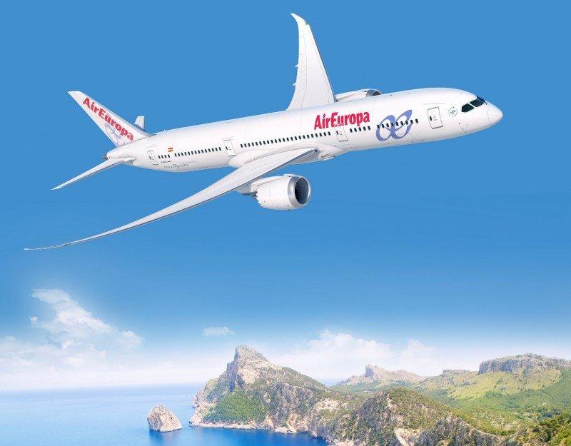 Air Europa compra 14 Boeing 787-9 Dreamliner por más de 3.000 M €