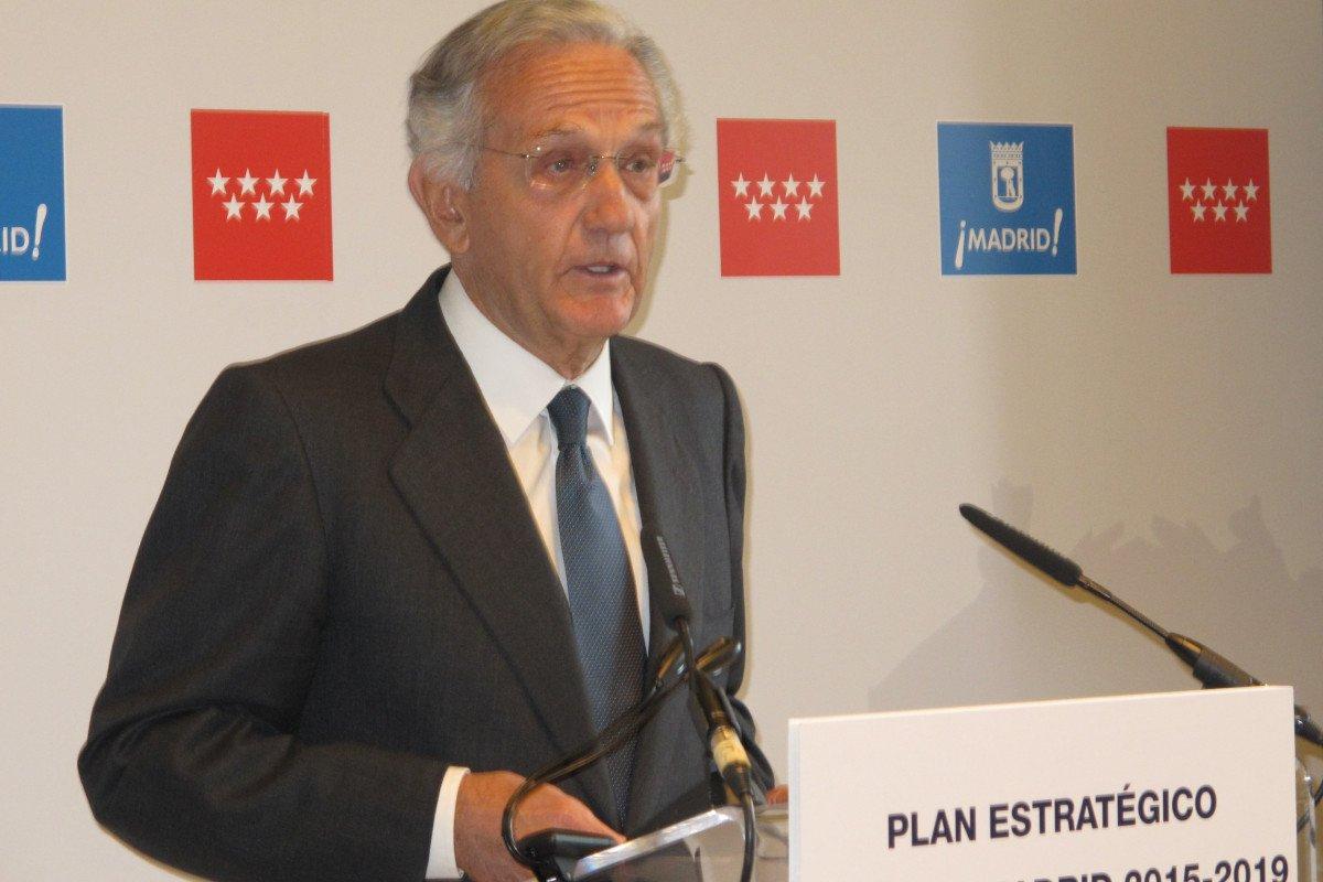 Rafael Arias-Salgado, presidente de la Asociación Turismo Madrid.