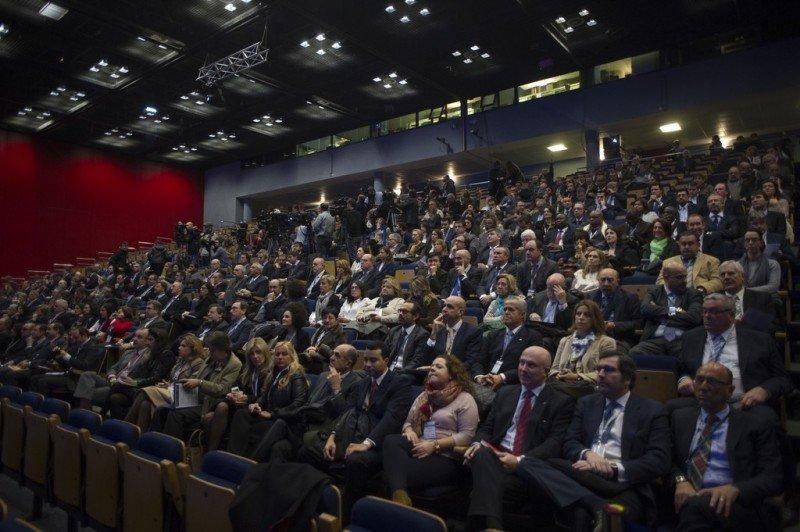 Imagen de archivo de un congreso celebrado en Ifema.