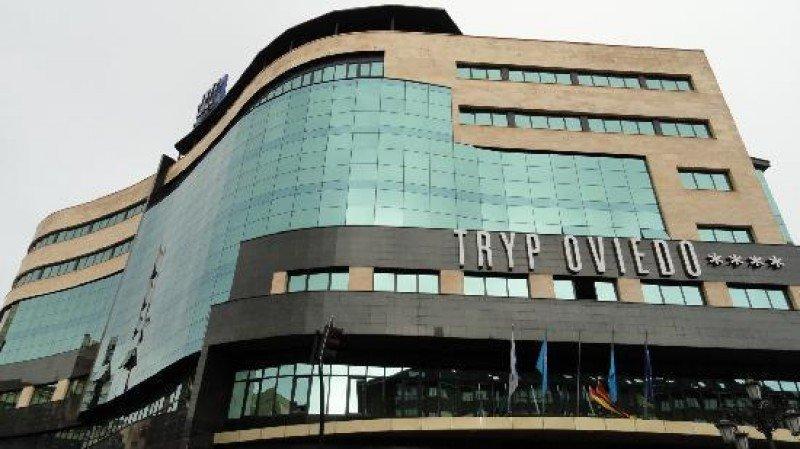 Hotusa se hace con la gestión del Tryp Oviedo