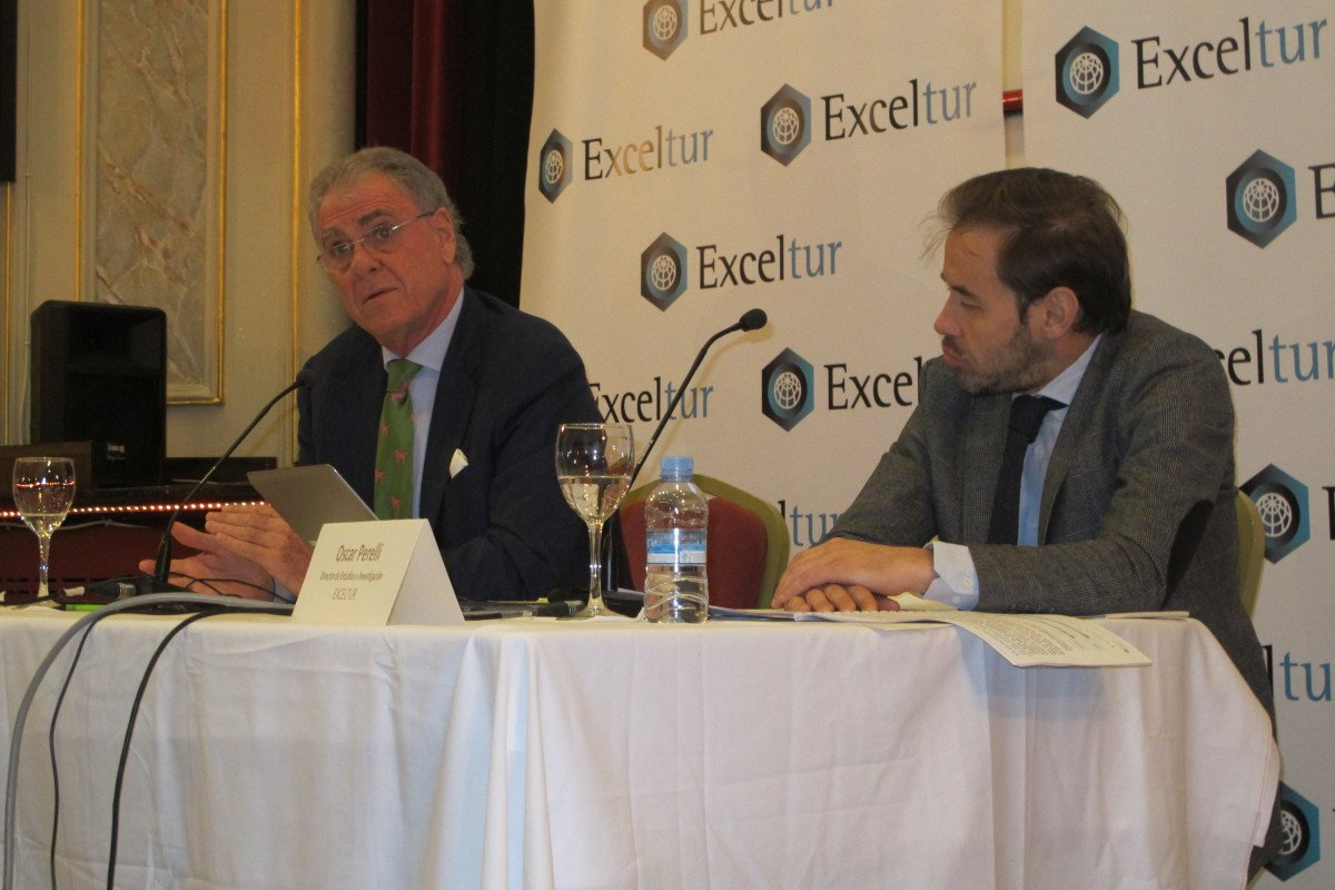 José Luis Zoreda y Oscar Perelli.