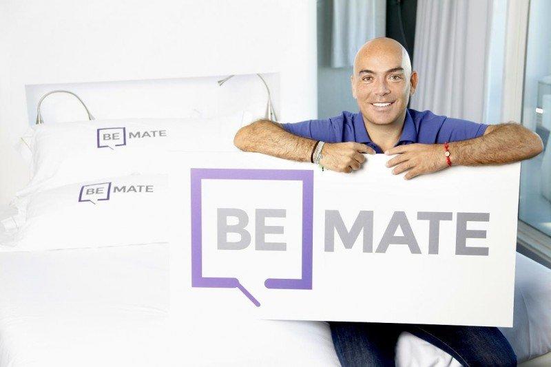 'Los hoteleros inteligentes están llamándome para formar parte del nuevo negocio que supone Be Mate', según afirma Kike Sarasola.