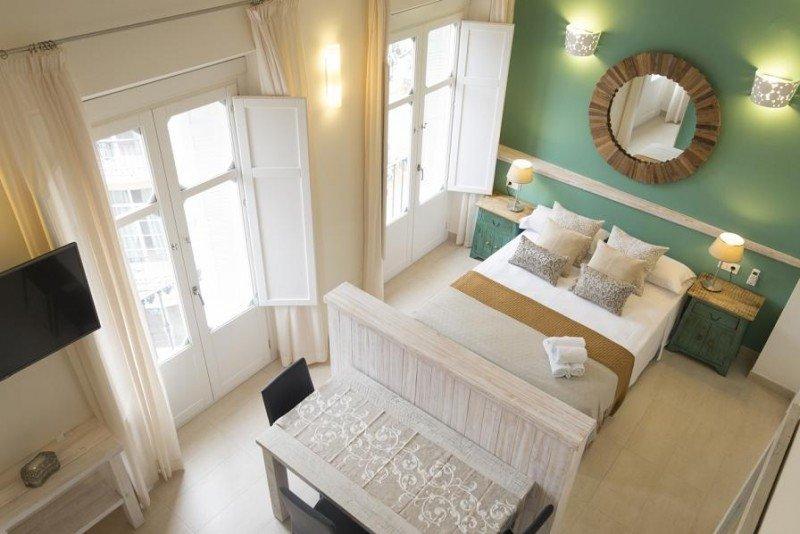Imagen de uno de los apartamentos de Alterkeys.