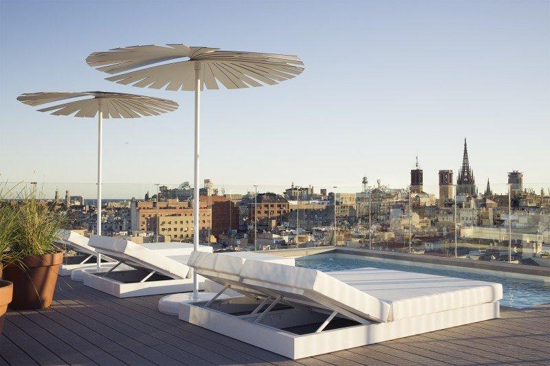 La nueva cadena Yurbban Hotels nace con un establecimiento en Barcelona
