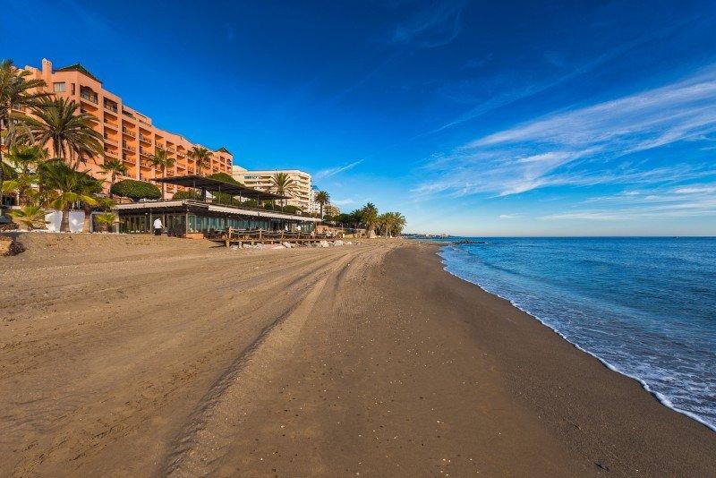 Fuerte Marbella Hotel.