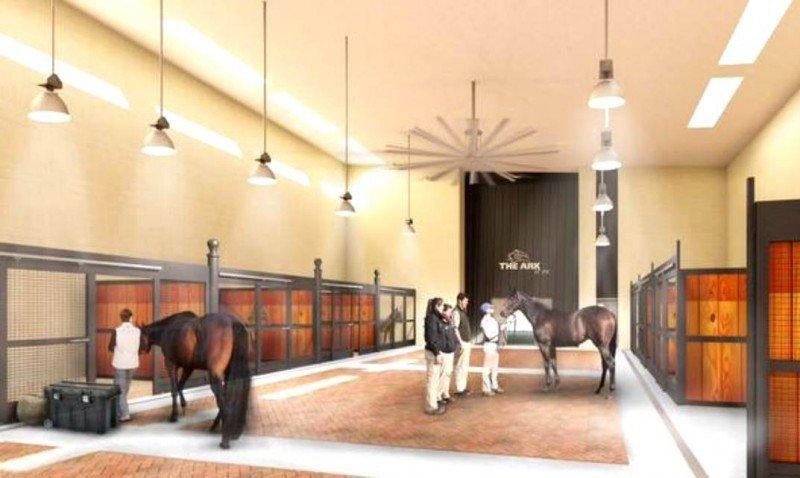 La terminal contará con un complejo en el que gatos perros, caballos, pájaros y todo tipo de especies podrán pernoctar.