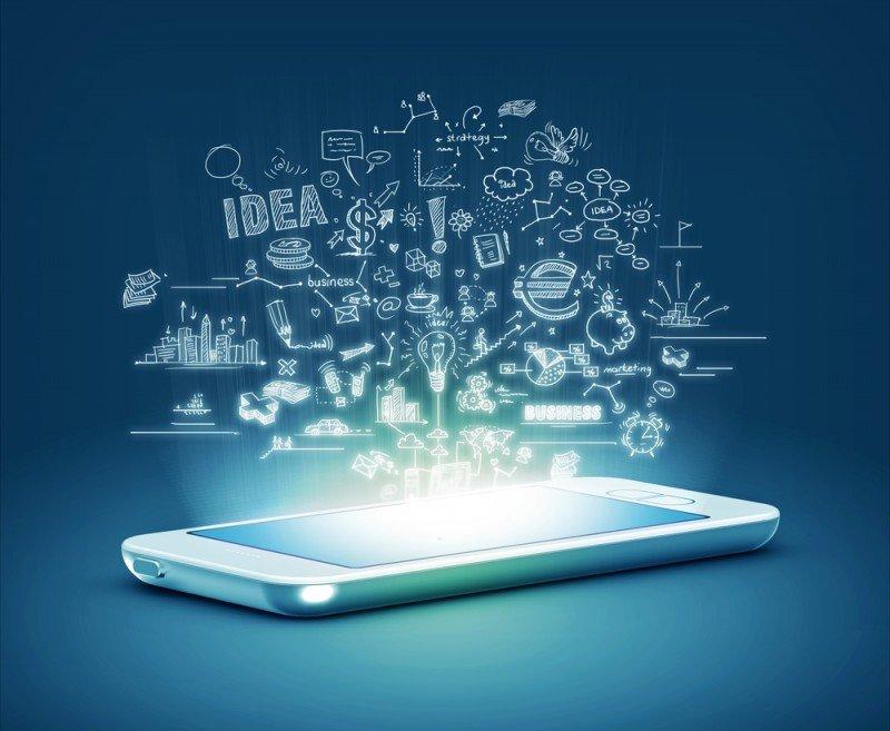 Los móviles ganan cada vez más terreno al ordenador. #shu#.