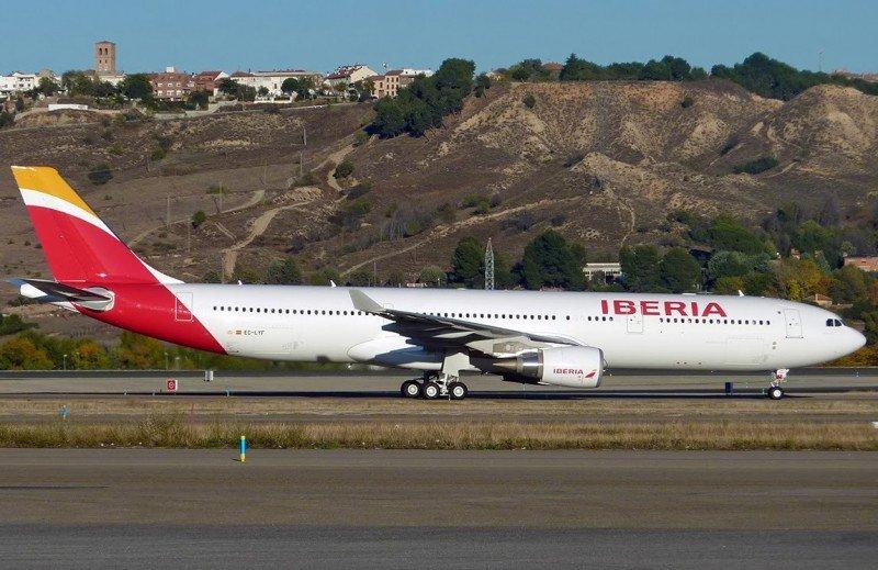 Iberia vuelve a La Habana (Foto: Ricardo Torija Díez).