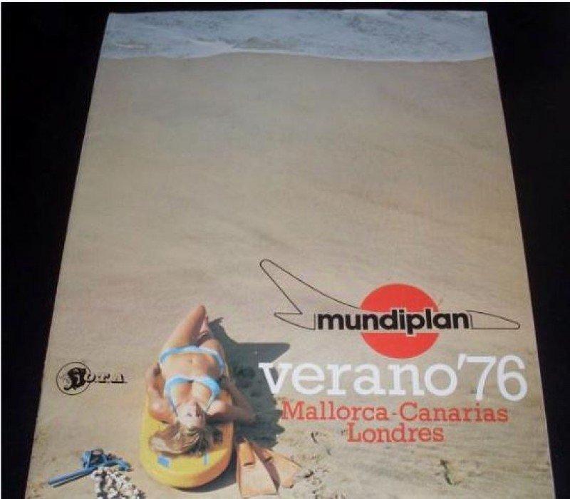 Folleto de Mundiplan de 1976.