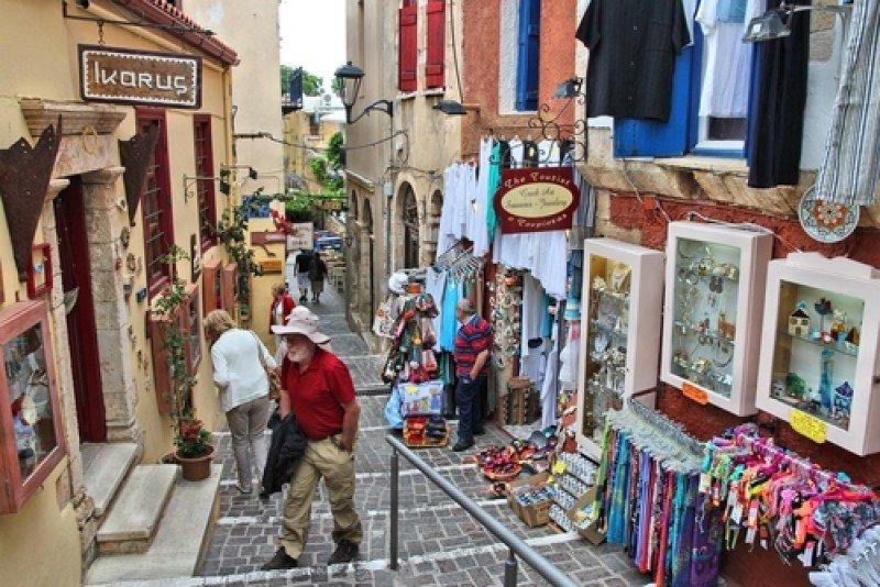 Una localidad turística de Grecia. #shu#