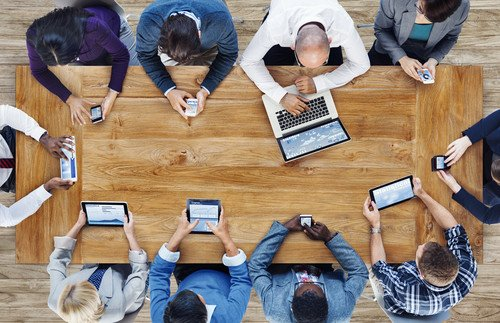 Se han disparado las descargas de aplicaciones. tanto para tablets como para smartphones. #shu#