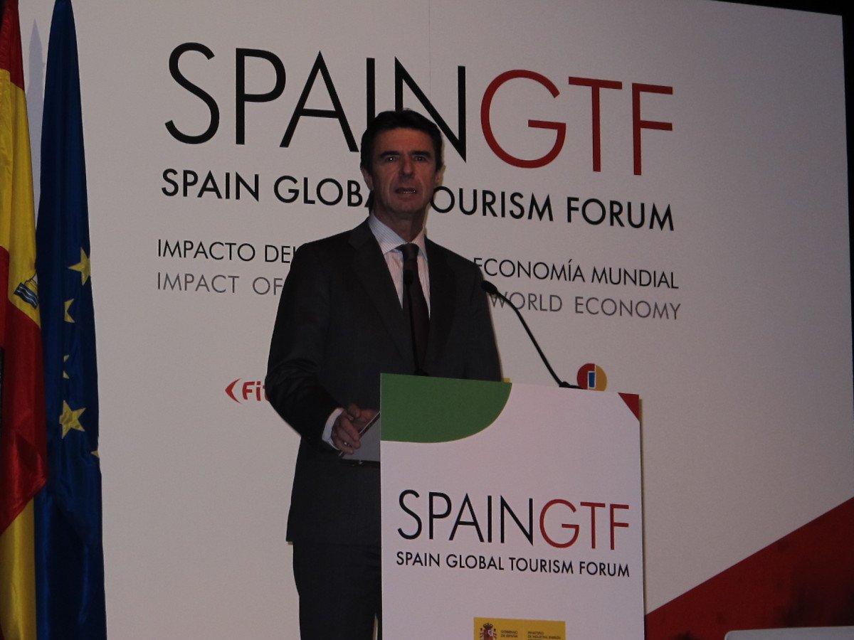 José Manuel Soria clausuró el evento que su Ministerio organizó ayer en Madrid.
