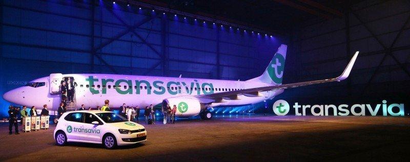 Transavia estrena identidad de marca y nuevo modelo para volver a la rentabilidad