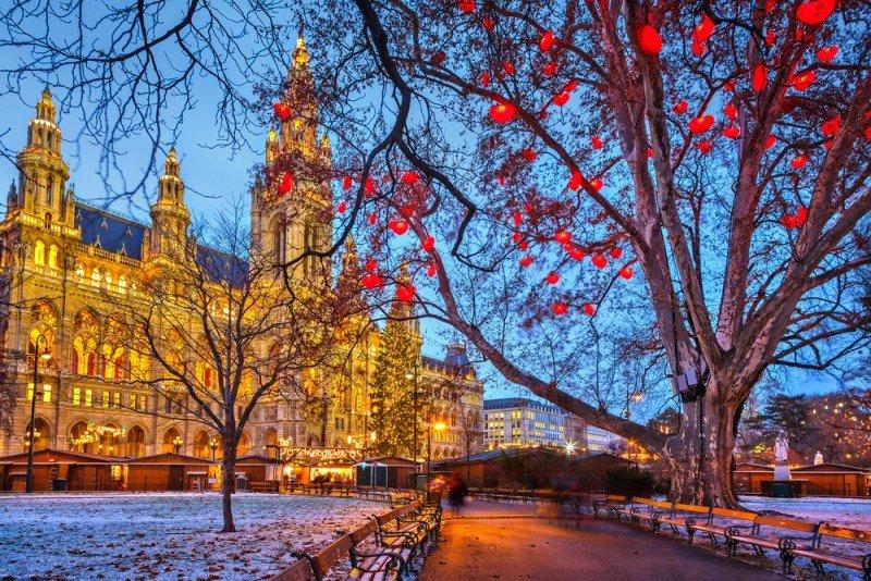 Viena recibió más de seis millones de visitantes en 2014. #shu#.