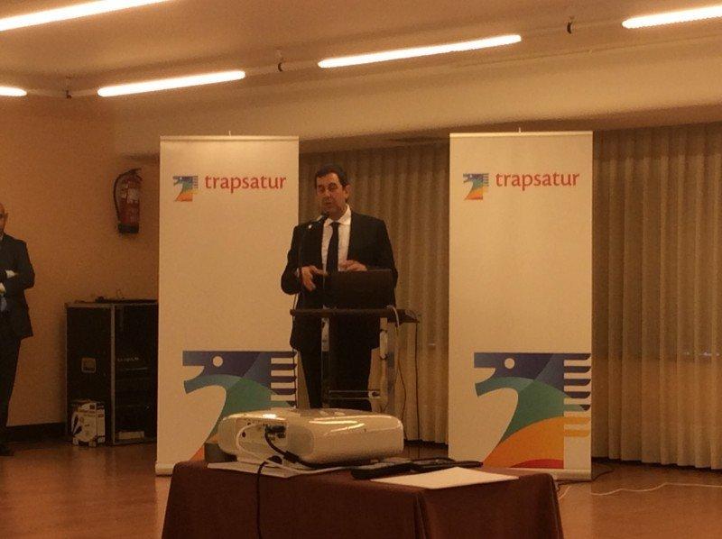 El CEO de Gowaii, Javier Díaz.