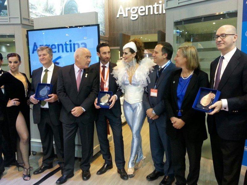 Argentina concede a HOSTELTUR uno de sus premios turísticos