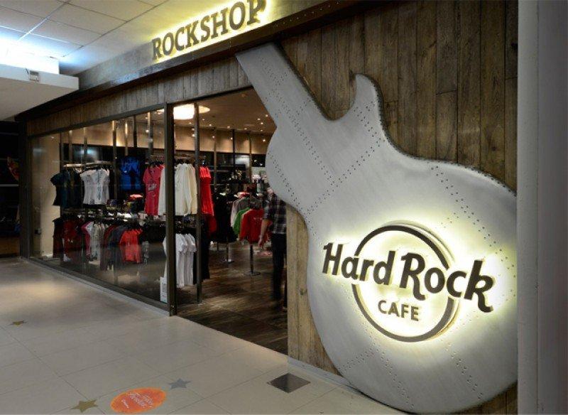Hard Rock Café avanza en Argentina con apertura en Aeroparque.