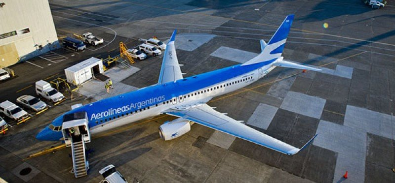 Aerolíneas Argentinas inaugura sus vuelos al Caribe con gran ocupación