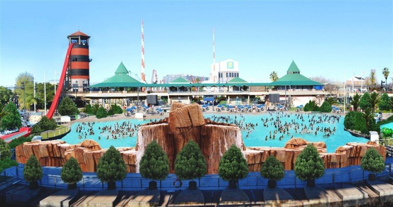 El parque acuático se llamará Aquafan.