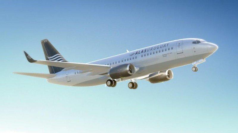 Alas Uruguay comenzará a volar entre Montevideo y Asunción en marzo