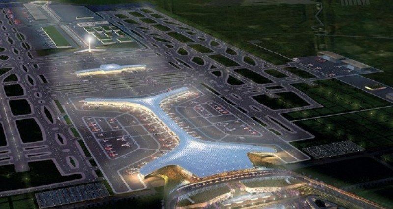 Grupo liderado por holandeses construirá pistas del nuevo aeropuerto de México