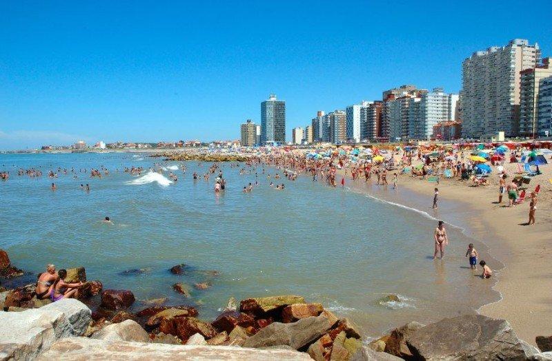 Costa atlantica bonaerense recibió 3 millones de turistas.