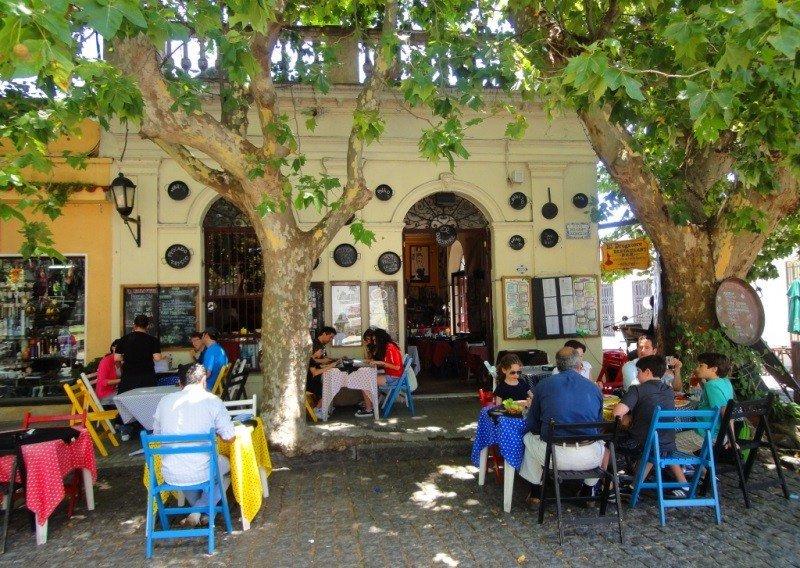 La pintoresca ciudad colonial está recibiendo más visitas de brasileños esta temporada.