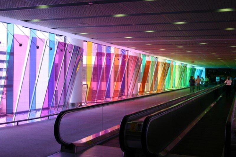 El aeropuerto de Miami es la puerta de entrada para la mayoría de los viajes de uruguayos a Estados Unidos. #shu#