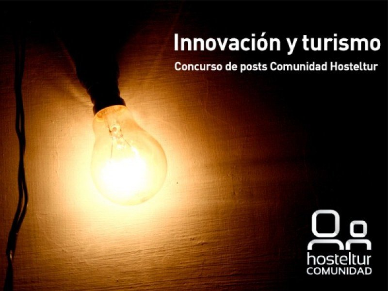 Innovación y turismo: listado de posts a concurso
