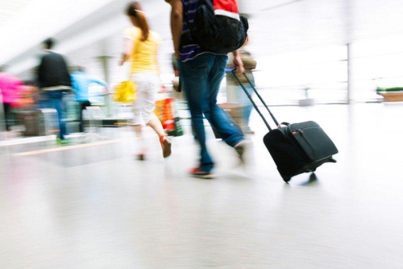 Más del 55% de los arribos internacionales a México es de pasajeros que llegan de Estados Unidos. #shu#