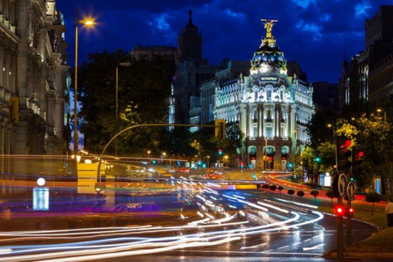 Madrid es valorada por los atractivos que ofrece tanto de día como de noche. #shu#
