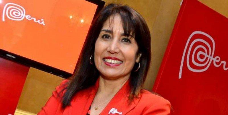 Magali Silva, ministra peruana de Comercio Exterior y Turismo.