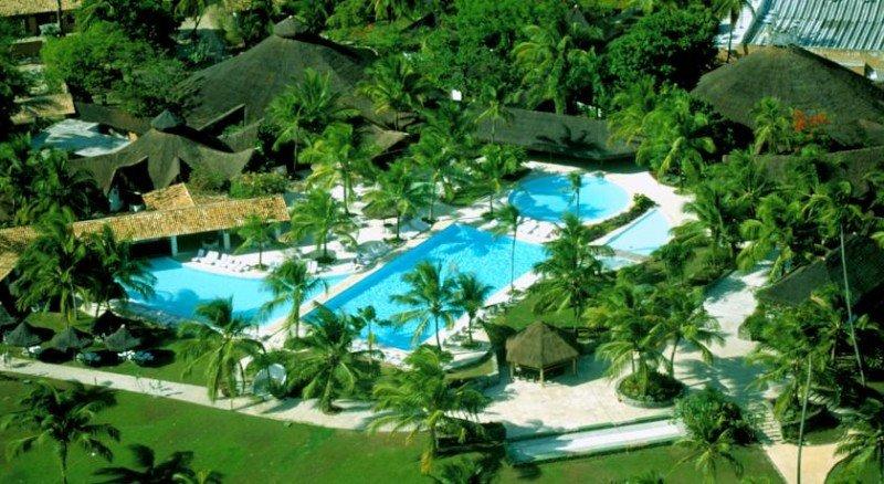 Hotel Tivoli en Praia do Forte, Brasil.