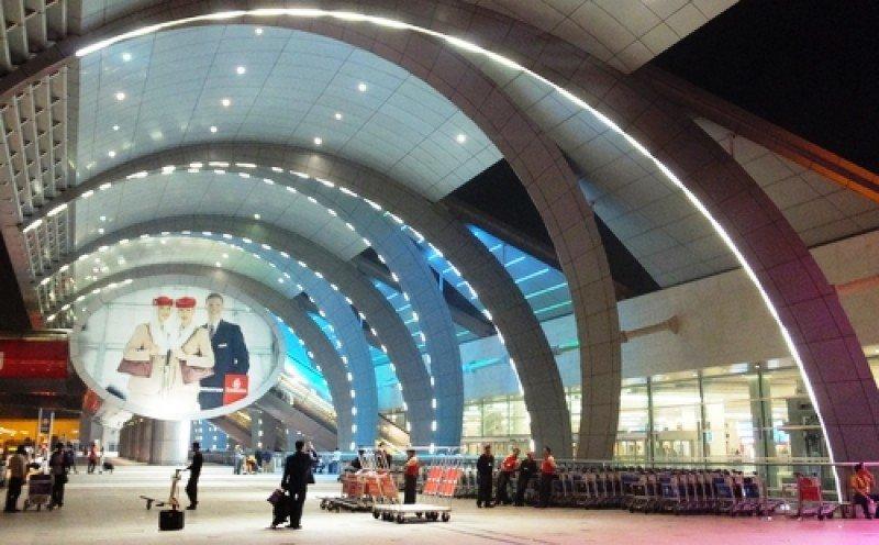 El aeropuerto de Dubai se consolida como el hub más activo del mundo en tráfico de pasajeros internacionales por primera vez. #shu#