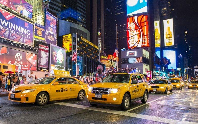 Nueva York volvió a ser el destino preferido por los argentinos / Kobby Dagan #shu#