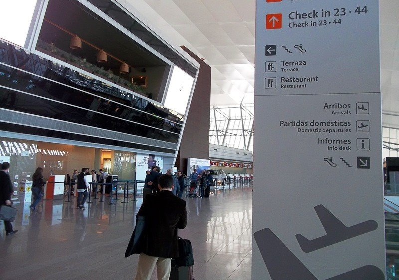 El Aeropuerto de Carrasco tiene ahora más opciones de vuelos hacia y desde Europa.