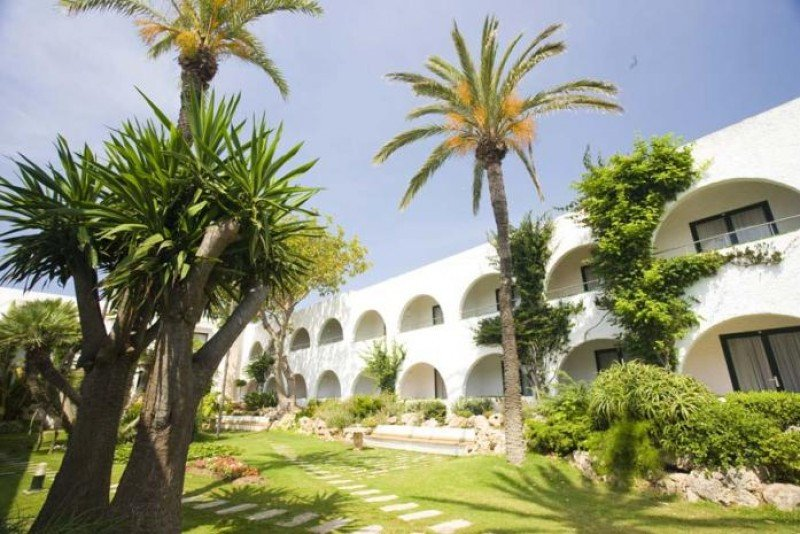 Hotel S'Algar.