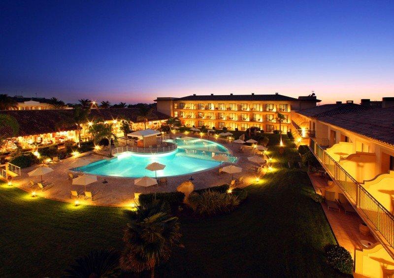 La Quinta Resort Hotel and Spa.