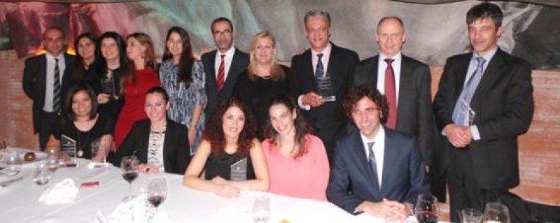 NCL entrega los premios anuales a sus socios distribuidores en España