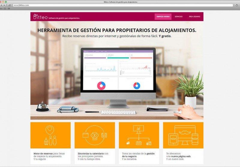 Nace Bitteo ofreciendo software hotelero gratuito para profesionalizar la gestión