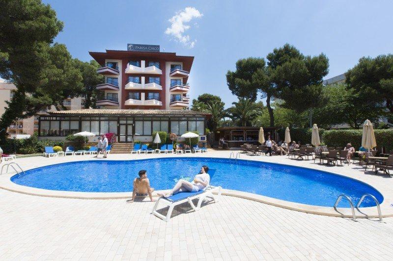 Pabisa Chico es uno de los hoteles galardonados en Baleares.