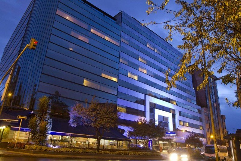 El grupo hotelero español quiere alcanzar el centenar de hoteles en Latinoamérica al finalizar la década. En la imagen, el RoyalPark Metrotel.