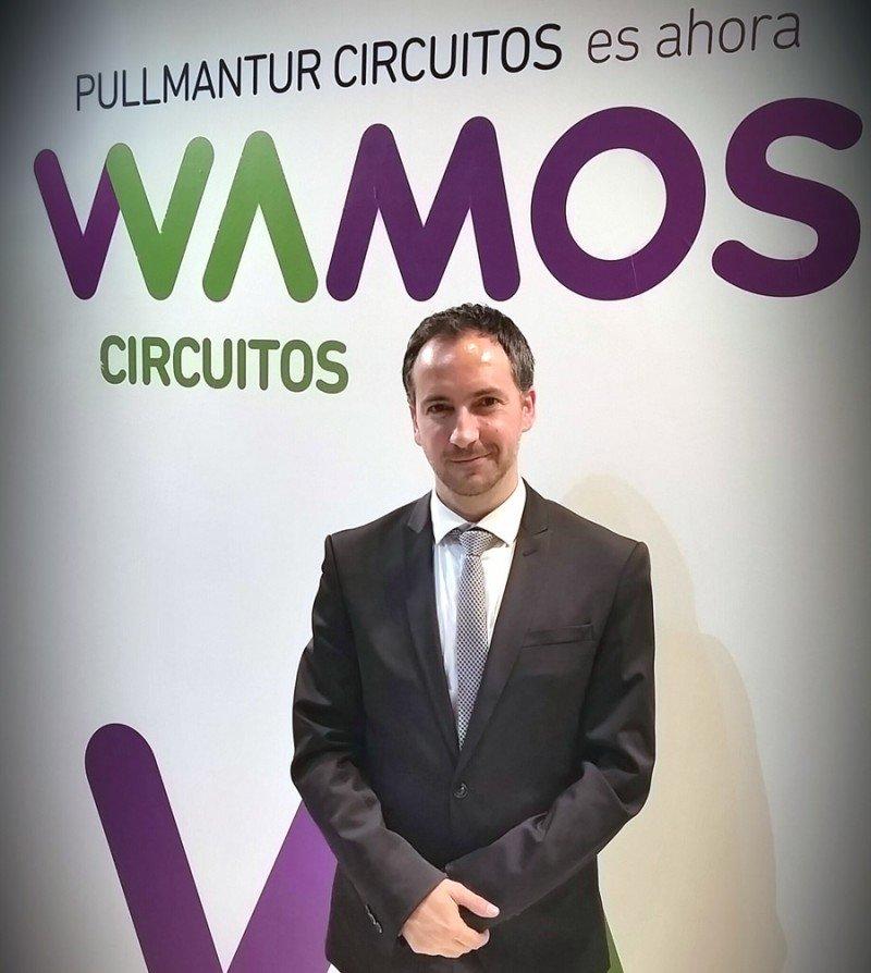 Rafael Galán, delegado comercial de Wamos Circuitos en Brasil.