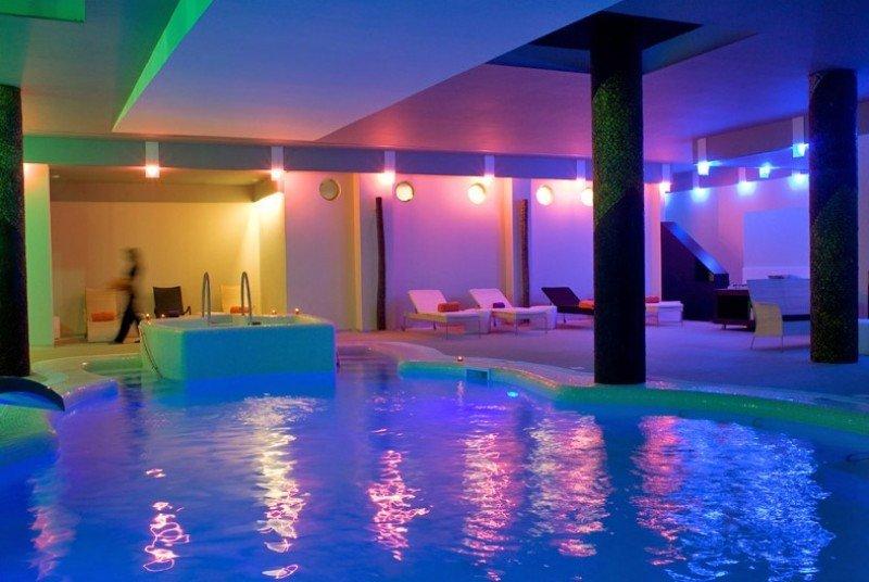 El Exe Penafiel Park Hotel ofrece su completo spa Sensaçoes.