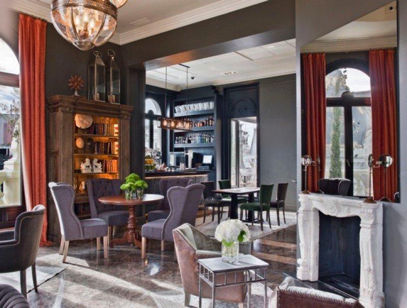 El equipo de diseño de Único Hotels se ha encargado del interiorismo en colaboración con el estudio Luzio.