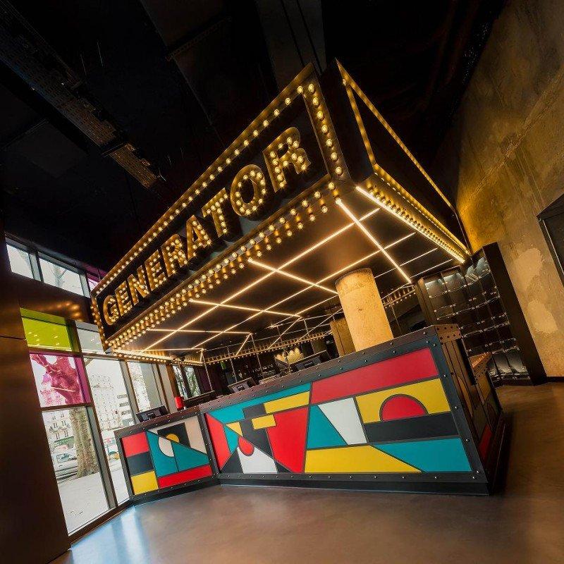 Generator ha percibido la oportunidad de reinventar la experiencia hostel apostando por los hoteles micro-chic.