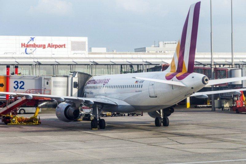 Aeropuerto de Hamburgo. #shu#